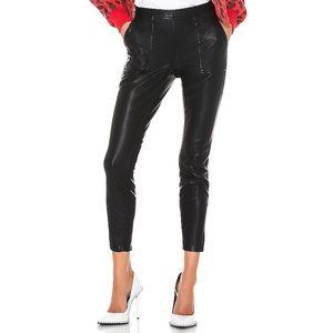 BLANKNYC Carbon Vegan Leather Pant